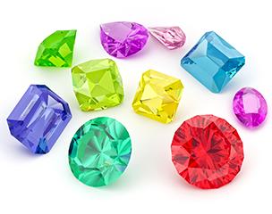 Gemstones - Color