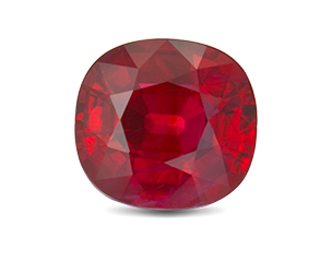 Gemstones - Red Rubies