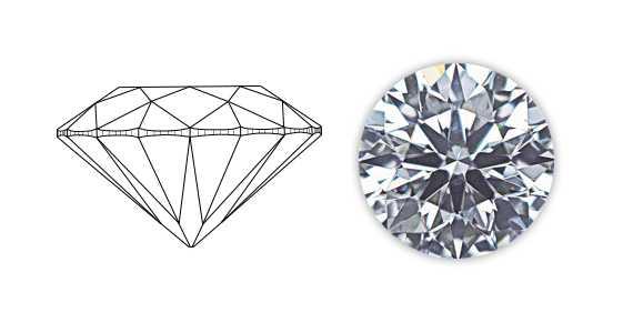 Diamond Cut - Excellent